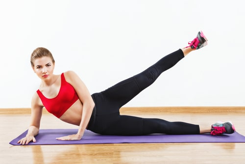 7 Exercises for IT Band Syndrome Side Leg Raises