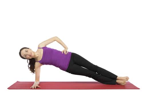 7 Exercises for IT Band Syndrome Side Plank
