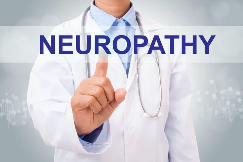 types of neuropathy